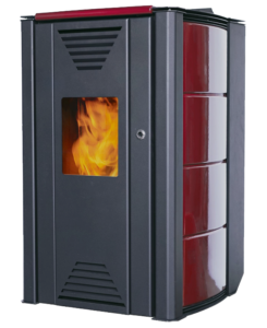 THERMOFLIX INTERIO Kamin Bordo